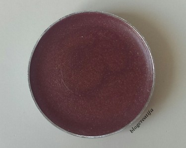 ELF Custom lips pan lip gloss lipstick 2603 berry Brown review swatch swatches