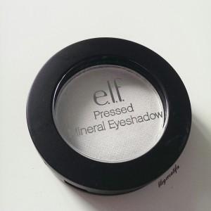 ELF pressed mineral eyeshadow bridal party 6561 white single