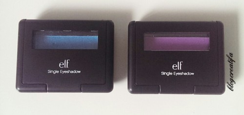 ELF single eyeshadows