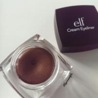 ELF studio cream eyeliner 81156 copper