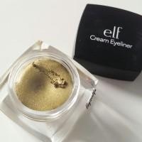 ELF studio cream eyeliner 81164 golden