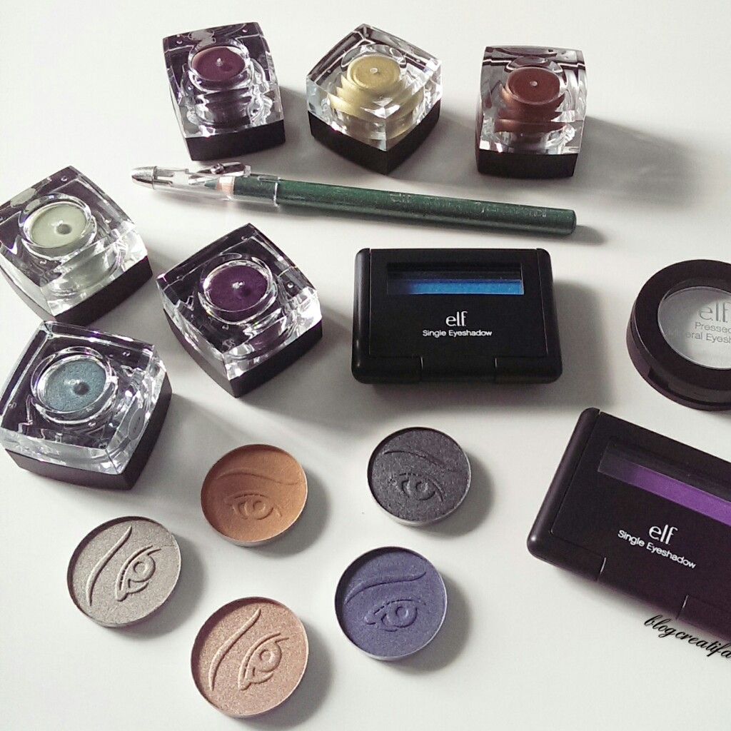 E.L.F. Cosmetics Review and Swatches – Part 1: EYES ...