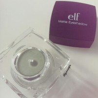 ELF studio matte eyeshadow 81185 mint green