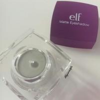 ELF studio matte eyeshadow 81185 mint green