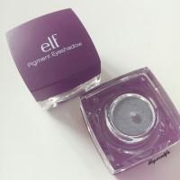 ELF studio pigment eyeshadow 81229 tropical teal pot
