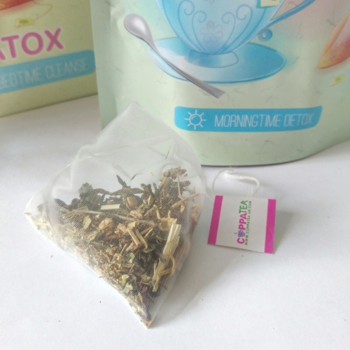 Cuppatea uk teatox weight loss morning detox